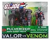 G.I. Joe Valor vs Venom Cobra Pulverizer Mech with Ghost Bear Action Figure