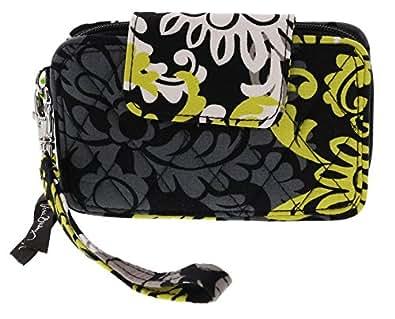 Vera Bradley Women's Smartphone Wristlet Baroque Handbag