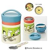 pos.265044 Moomin ( Moomin palette ) Cooler Delica pot 300ml LJF3 by Skater