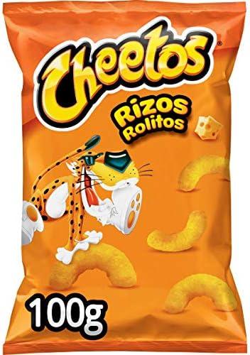 Cheetos – Rizos – Aperitivo de maíz horneado