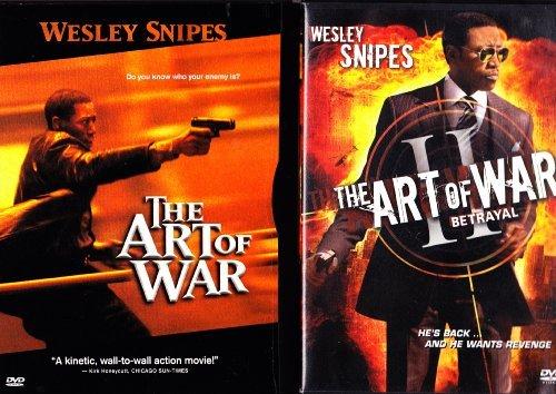 The Art Of War , The Art Of War II Betrayal : 2 Pack Collection