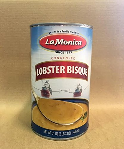 Lamonica Lobster Bisque condensed 51oz
