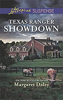 Texas Ranger Showdown (Lone Star Justice) by [Daley, Margaret]