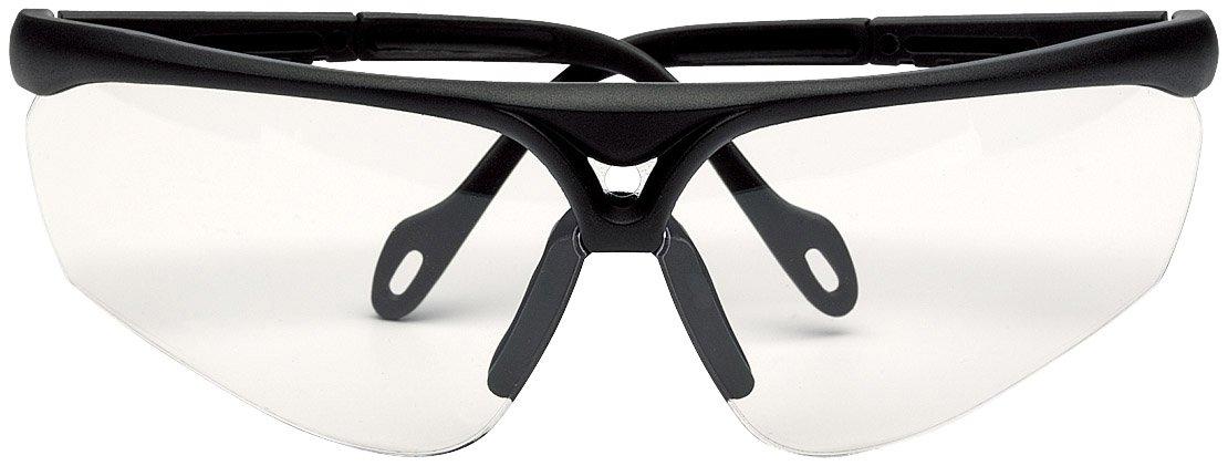 Draper 12037 - Occhiali protettivi, trasparenti e antiappannamento