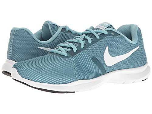 4786faff0b784 Image Unavailable. Image not available for. Color  Nike Flex Bijoux Smokey  Blue White Mica Blue Black Women s Cross Training Shoes