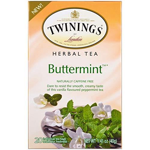 Twining Tea Herbal Butter mint, 1.41 oz ()
