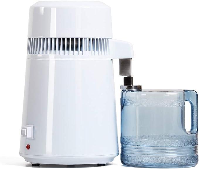 Máquina para agua destilada, segura y duradera, eliminación más ...