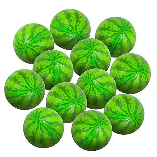 (Watermelon Stress Balls - Pack of 12 2.5