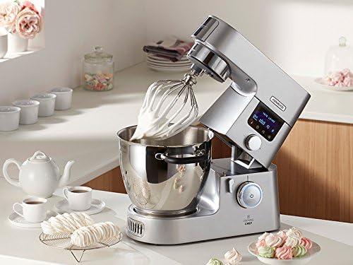 Batidor de acero Kenwood kw716842 Robot amasadora Cooking Chef y ...