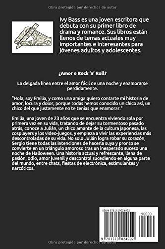 ¿Amor o Rock n Roll?: La delgada línea entre el amor fácil de una noche y enamorarse perdidamente. (Spanish Edition): Ivy Bass: 9781519024992: Amazon.com: ...