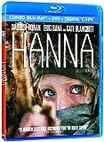 Hanna [Blu-ray + DVD + Digital Copy] (Sous-titres français)