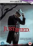 Justified - Season 5 [DVD]