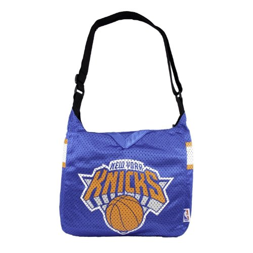 NBA New York Knicks Jersey Purse Tote Bag by Littlearth