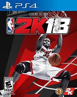 NBA 2K18 Legend Edition - PS4 [Digital Code]
