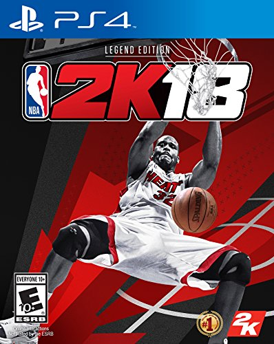 NBA 2K18 Legend Edition - PS4 [Digital Code] by 2K