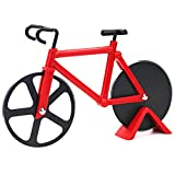 Best Kitchen Tools Pizza Cutters - Md trade Bicycle Pizza Cutter Stainless Steel Bike Review