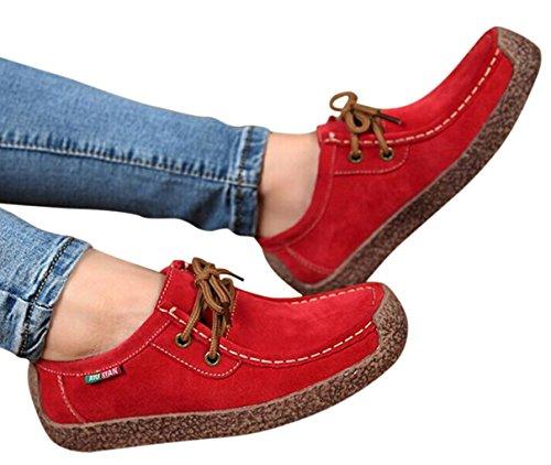 xiu-xian-women-snail-casual-lace-up-genuine-leather-flat-sneaker-shoes9-bm-us-red