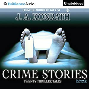 Crime Stories Audiobook
