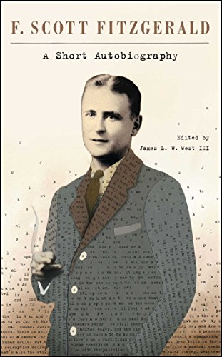 A Short Autobiography F. Scott Fitzgerald