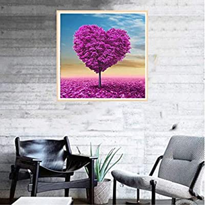 Full Drill DIY 5D Diamond Painting BXzhiri Embroidery Cross Crafts Stitch Kit Home Decor: Arts, Crafts & Sewing