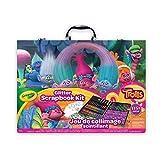 Crayola Glitter Scrapbook Kit, Trolls