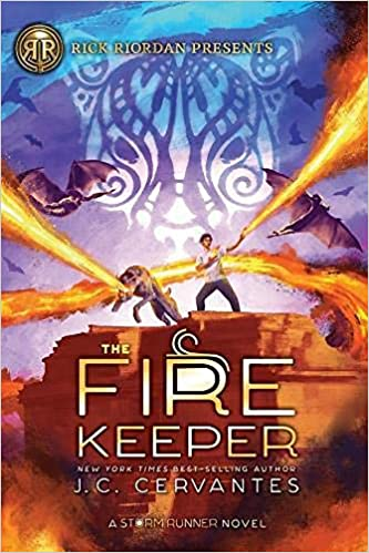 The Fire Keeper (A Storm Runner Novel, Book 2) (The Storm