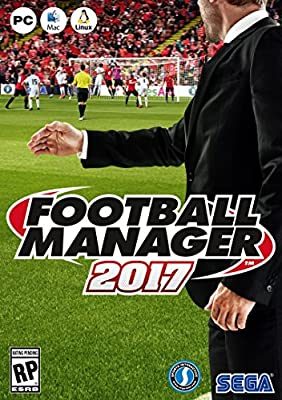 Football Manager 2017 - PC [Online Game Code]