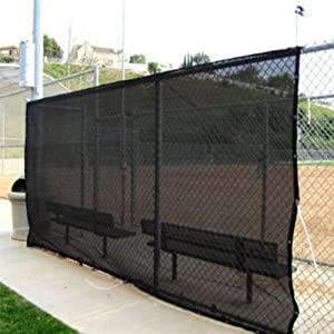 Good 16 X 20u0027 Black Shade Net Mesh Screen Garden Patio RV Nursery Canopy Sun Tarp