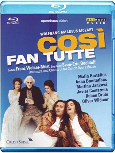 Anna Bonitatibus - Cosi Fan Tutte (Blu-ray)