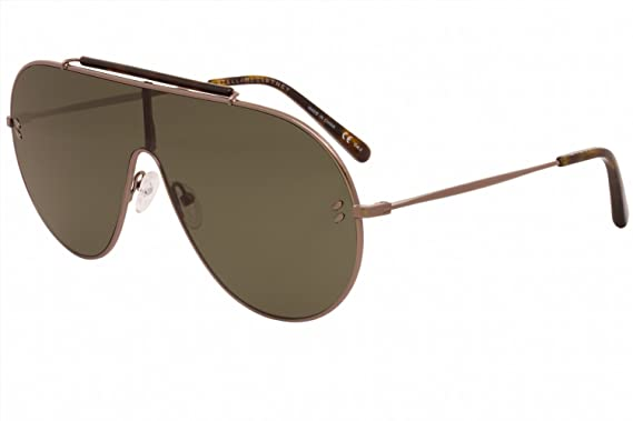 ebaf246741 Image Unavailable. Image not available for. Colour  Stella McCartney  Sunglasses SC0056S 002 ...