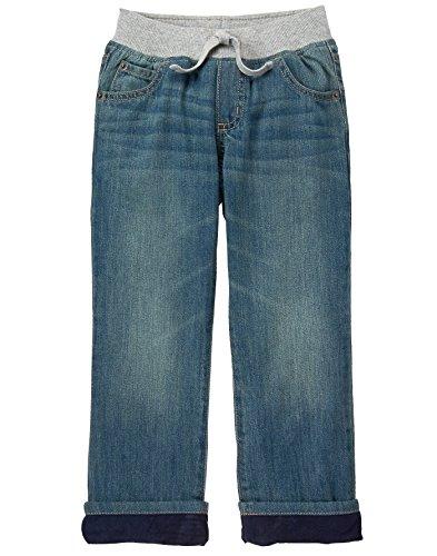 Gymboree Little Boys' Straight Pant, Denim, - Gymboree Boys Jeans