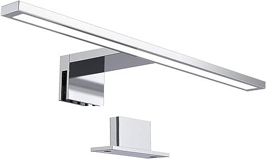 Dailyart Applique Led Salle De Bain 8w Luminaire Salle De Bain Lampe Pour Miroir Led Salle