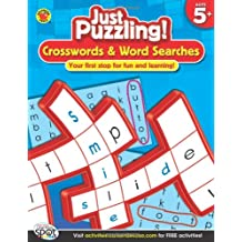 Crosswords & Word Searches, Grades K - 2