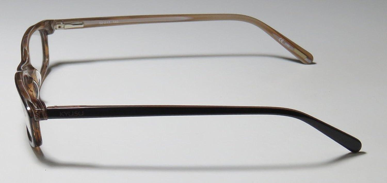 Kyusu 0916 Womens/Ladies Rx-able Premium Quality Designer Full-rim Eyeglasses/Eye Glasses