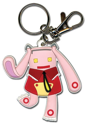 (Great Eastern Entertainment Bleach Kurodo PVC Keychain)