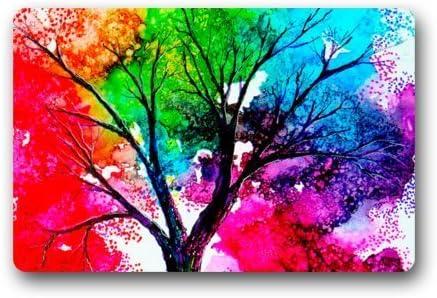 Caroline s Treasures VHA3002JMAT Happy Valentine s Day Pug Indoor or Outdoor Mat 24×36, 24H X 36W, Multicolor