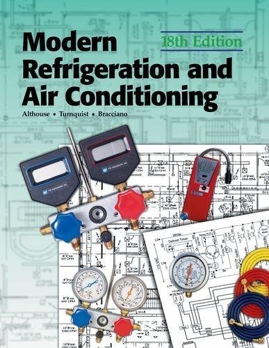 modern refrigeration 18th edition - 2