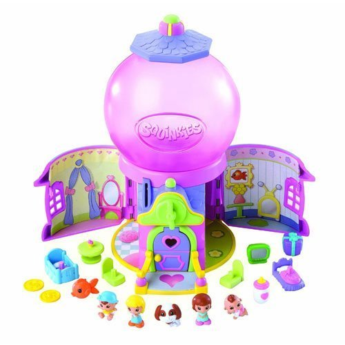 Squinkies Gumball Surprise Playhouse Series 2 - model (Pet Machine Series)