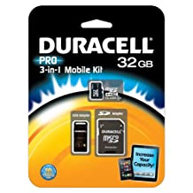 32gb Micro Sd Card W/Adaptor (vf)