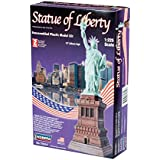 Statue of Liberty 13 Inches High Plastic Model by Lindeberg
