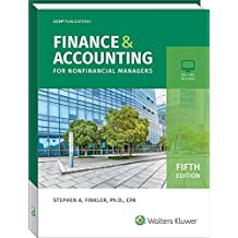 Finance & Accounting for Nonfinancial Managers, (Fifth Edition)