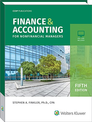 Finance & Accounting for Nonfinancial Managers, 5th Edition (Accounting For Non)