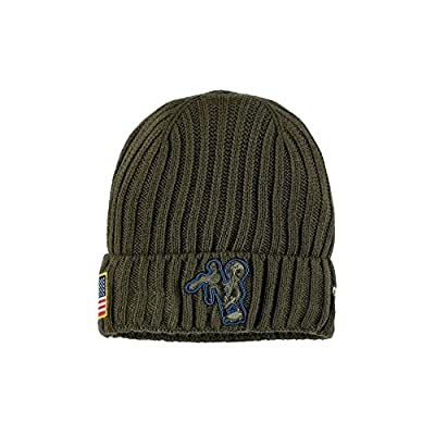 """Indianapolis Colts New Era 2017 NFL Sideline """"Salute to Service"""" Knit Hat"""