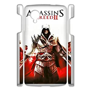 Diy Phone Cover Assassin's Creed for Google Nexus 5 WEQ878764