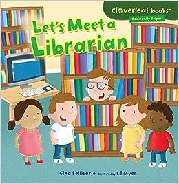 Descargar Libros Gratis En Let's Meet A Librarian Archivos PDF