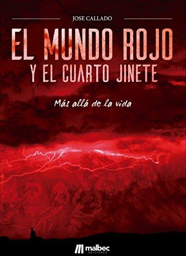 Amazon.com: El Mundo Rojo y el Cuarto Jinete. Ciencia ficción y ...