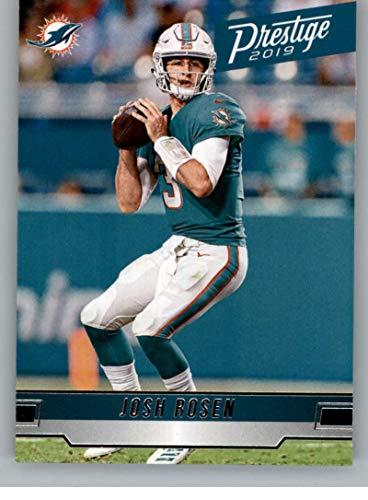 2019 Prestige NFL #70 Josh Rosen Miami Dolphins Official Panini Football Trading Card