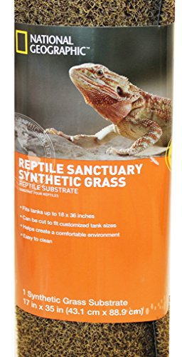 Deluxe-Large-Reptile-Terrarium-Liner-Grass-Tanks-Up-to-18x36-Brown-Substrate-Synthetic-Grass