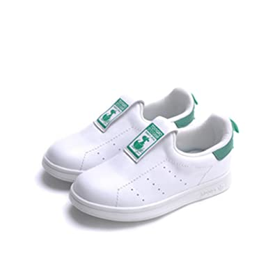 Image Unavailable. Image not available for. Color  Women Fashion Leather  Sneakers Casual Lazy Flat Shoes ... 82a59076fe