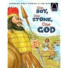 One Boy, One Stone, One God (Arch Books)